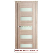 Межкомнатная дверь x29 капучино мелинга (Товар № ZF112023)