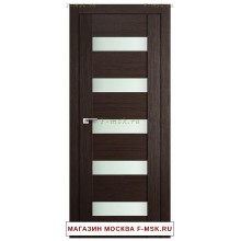 Межкомнатная дверь x29 венге мелинга (Товар № ZF112026)