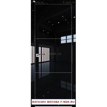 Межкомнатная дверь LK 02 черный люкс (Товар № ZF112171)
