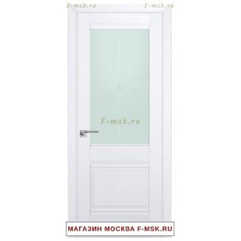Межкомнатная дверь U2 аляска (Товар № ZF112238)