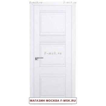 Межкомнатная дверь u3 аляска (Товар № ZF112246)
