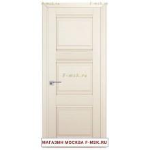 Межкомнатная дверь u3 магнолия сатинат (Товар № ZF112247)