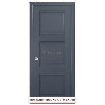 Межкомнатная дверь u3 антрацит (Товар № ZF112251)