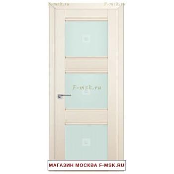Межкомнатная дверь U4 магнолия сатинат (Товар № ZF112253)