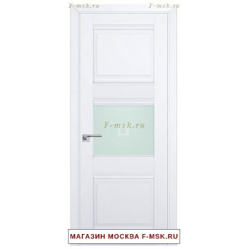 Межкомнатная дверь U5 аляска (Товар № ZF112258)