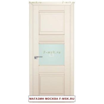 Межкомнатная дверь U5 магнолия сатинат (Товар № ZF112259)