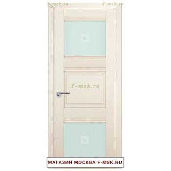 Межкомнатная дверь U6 магнолия сатинат (Товар № ZF112265)