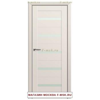 Межкомнатная дверь U7 магнолия сатинат (Товар № ZF112271)
