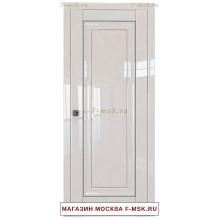 Межкомнатная дверь L23 магнолия люкс (Товар № ZF112343)