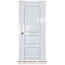 Межкомнатная дверь L25 белый люкс (Товар № ZF112348)