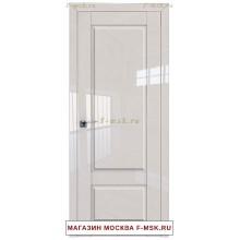 Межкомнатная дверь L105 магнолия люкс (Товар № ZF112404)