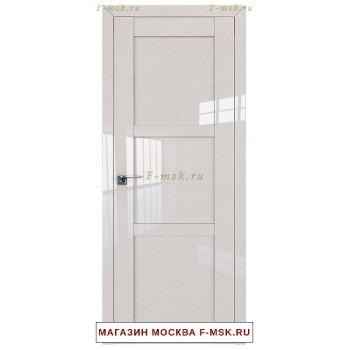 Межкомнатная дверь L115 магнолия люкс (Товар № ZF112407)
