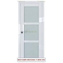 Межкомнатная дверь L116 белый люкс (Товар № ZF112409)