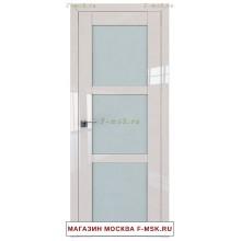 Межкомнатная дверь L116 магнолия люкс (Товар № ZF112410)