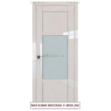 Межкомнатная дверь L118 магнолия глянец (Товар № ZF112416)
