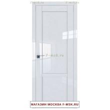 Межкомнатная дверь L119 белый люкс (Товар № ZF112418)