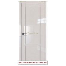 Межкомнатная дверь L119 магнолия люкс (Товар № ZF112419)