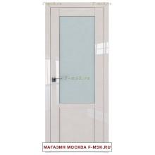 Межкомнатная дверь L120 магнолия люкс (Товар № ZF112422)