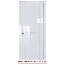 Межкомнатная дверь L121 белый люкс (Товар № ZF112424)