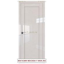 Межкомнатная дверь L121 магнолия люкс (Товар № ZF112425)
