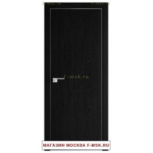 Межкомнатная дверь Дверь 1ZN дарк браун (Товар № ZF112437)
