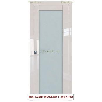 Межкомнатная дверь L122 магнолия люкс (Товар № ZF112428)