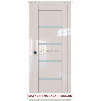 Межкомнатная дверь L2.09 магнолия люкс (Товар № ZF112431)