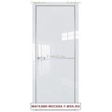 Межкомнатная дверь Дверь 12VG белая (Товар № ZF112538)