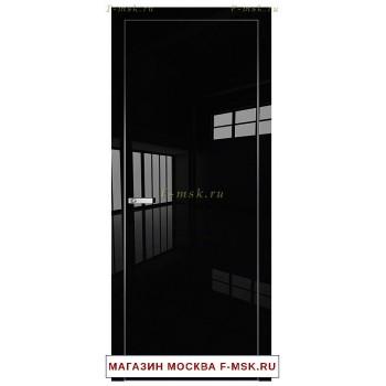 Межкомнатная дверь Дверь 1VG черная (Товар № ZF112528)