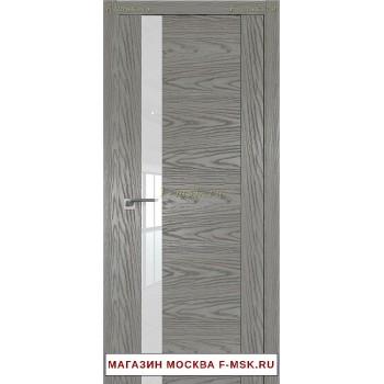 Межкомнатная дверь Дуб Sky деним 62N (Товар № ZF112552)