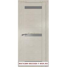 Межкомнатная дверь Дуб Sky беленый 75N (Товар № ZF112557)