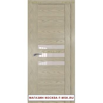 Межкомнатная дверь Дуб Sky крем 74N (Товар № ZF112556)
