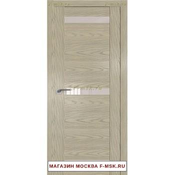 Межкомнатная дверь Дуб Sky крем 75N (Товар № ZF112559)