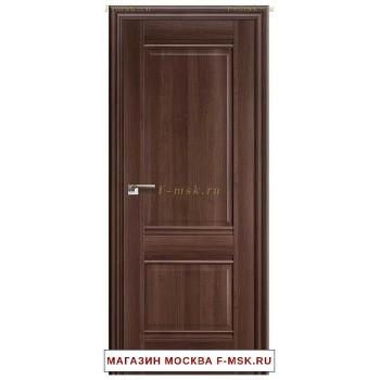 Межкомнатная дверь X1 орех сиена (Товар № ZF111713)