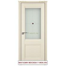 Межкомнатная дверь X2 эш вайт (Товар № ZF111715)