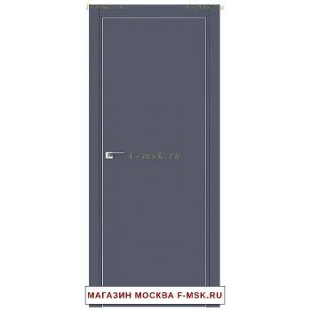 Межкомнатная дверь Дверь 1E антрацит (Товар № ZF112611)