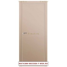Межкомнатная дверь Дверь 1E капучино (Товар № ZF112608)