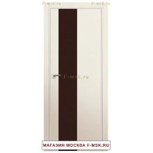 Межкомнатная дверь Дверь 5E магнолия сатинат (Товар № ZF112635)