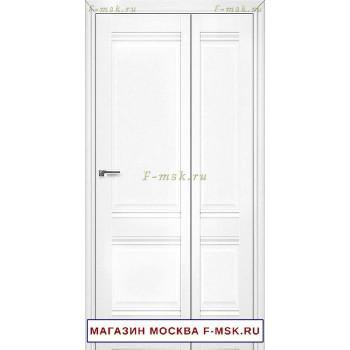 Межкомнатная дверь книжка Складная 1U аляска (Товар № ZF112712)