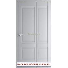 Межкомнатная дверь книжка Складная 1U манхэттен (Товар № ZF112714)