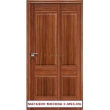 Межкомнатная дверь книжка Складная 1X орех амари (Товар № ZF112705)