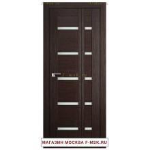 Межкомнатная дверь книжка Складная 7X венге мелинга (Товар № ZF112711)