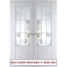 Межкомнатная распашная дверь аляска 104U (Товар № ZF112722)
