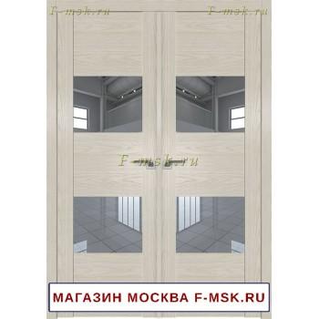 Межкомнатная распашная дверь Беленый дуб 21N (Товар № ZF112728)