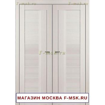 Межкомнатная распашная дверь Эш вайт 17X (Товар № ZF112721)