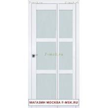 Межкомнатная дверь книжка Книжка 2.13U аляска (Товар № ZF112720)
