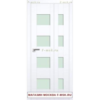 Межкомнатная дверь книжка Складная 46U аляска (Товар № ZF112717)
