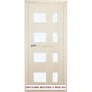 Межкомнатная дверь книжка Складная 46U магнолия (Товар № ZF112718)