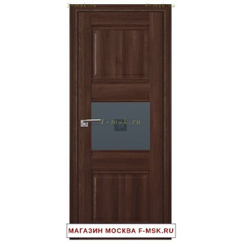 Межкомнатная дверь X5 орех сиена (Товар № ZF111728)