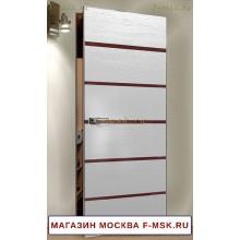 Скрытая межкомнатная дверь Дверь 13STK брашированная сосна (Товар № ZF112759)